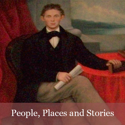 People, Places and Stories