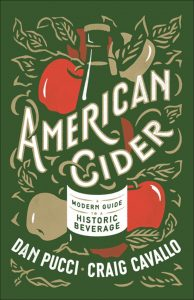 image of book cover, American Cider