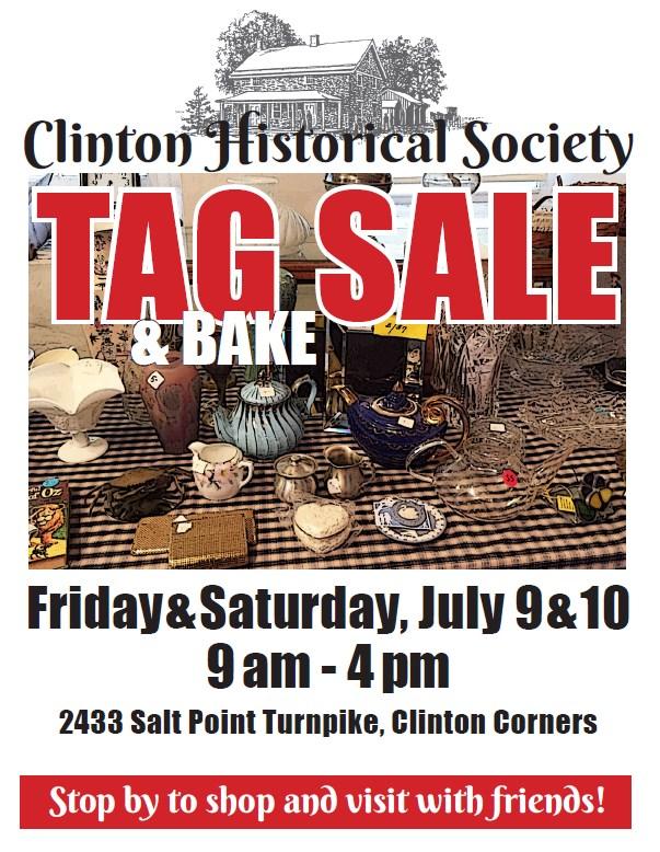 CHS Tag Sale Image